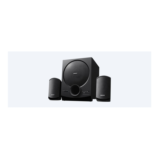 125bfc09a Sony SA-D20 2.1ch Home Theatre Satellite Speakers - Sony Electronics ...
