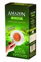 Instant Ginger Tea Premix Single Serve Sachet Pack