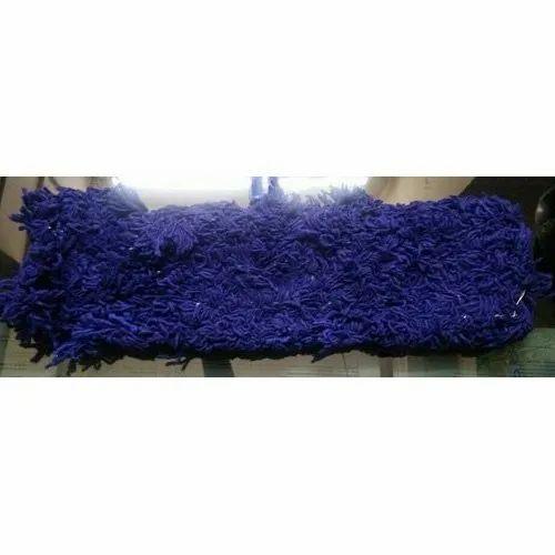 Blue Cotton Dust Mop