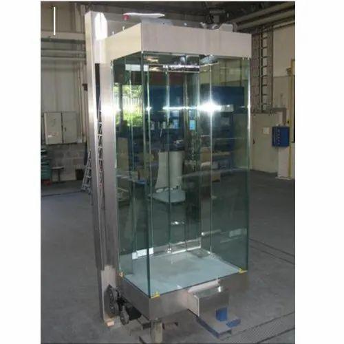 MRL Glass Elevator