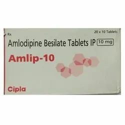 Amlip 10 mg Tablets