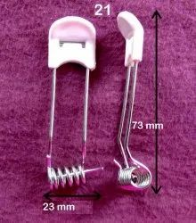 LED Spring Clip with Sleeve 21
