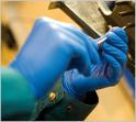 Kleenguard G10 Arctic Blue Nitrile Gloves