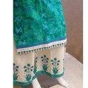 Cotton Palazzo Dress