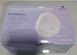 KN95 Respirator masks - Foldable