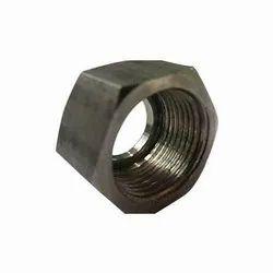 Hex Mild Steel Nuts, Grade: 4.6, Size: M3 - M56