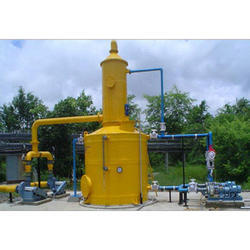 PP Chemical Industrial Scrubber