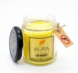Anti-Mosquito Natural Wax Candle