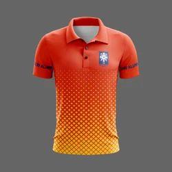 皇家球衣羽毛球T恤