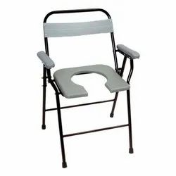 Powder Coating Commode Chair