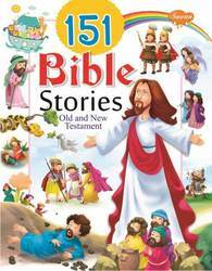 151 Bible Stories Book