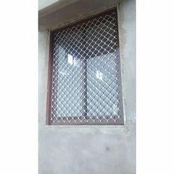 Outdoor Aluminium Sliding Window