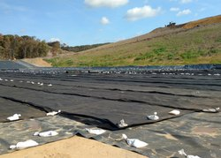 Municipal Soil Waste Landfills Geo Membrane