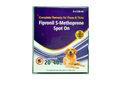 Medicine Grade Fipronil - Spot On For Puppies, Pack Size: 1 X 3