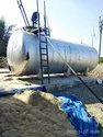 Tank Sandblasting Service