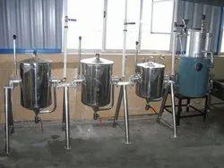 Cooking Steam Boilers
