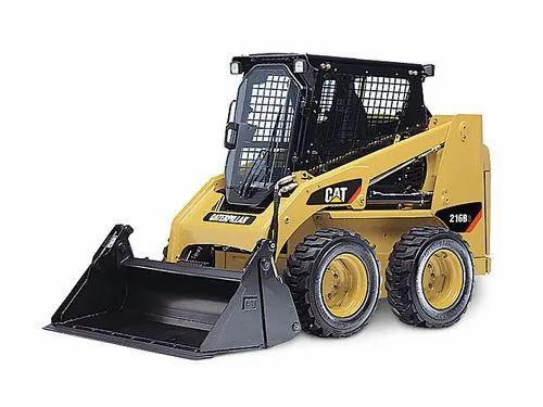 CAT 216B Series 3 Skid Steer Loader, 2581 kg