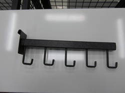 Slotted Wall Hooks