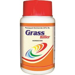 Grass Killer Paraquat Dichloride 24% SL Herbicide