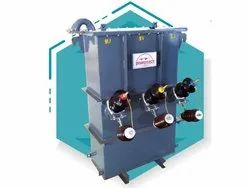 Powertech Three Phase CSP Distribution Transformer, For Industrial