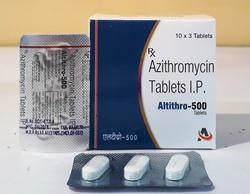Azithromycin Tablets Pharma Franchise