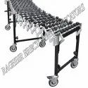 Collapsible Skate Wheel Roller Conveyor
