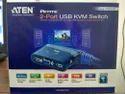 CS62US 2-Port USB KVM Switch