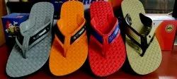 PVC and Rubber Daily Wear Designer Mens Slippers, Design/Pattern: Plain, Size: 6-10 Number