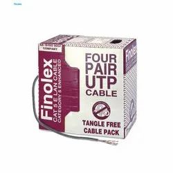 UTP 4 Pair Cat 5E LAN Cable
