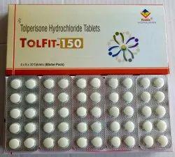 Tolperison Hydrochloride 150 mg