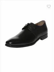 Van Heusen Black Formal Shoes VHMMS01041
