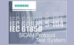 SICAM Protocol Test System