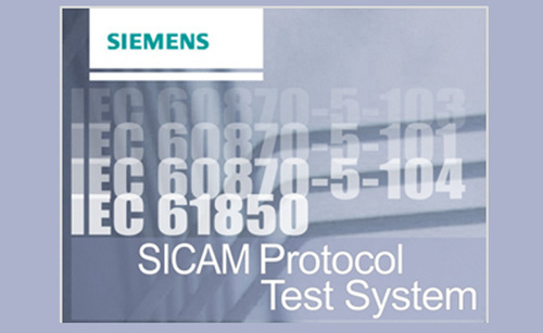SICAM Protocol Test System, Siemens Automation Products