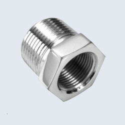 Inconel 718 Fitting for Pneumatic Connections, Size: 3 inch