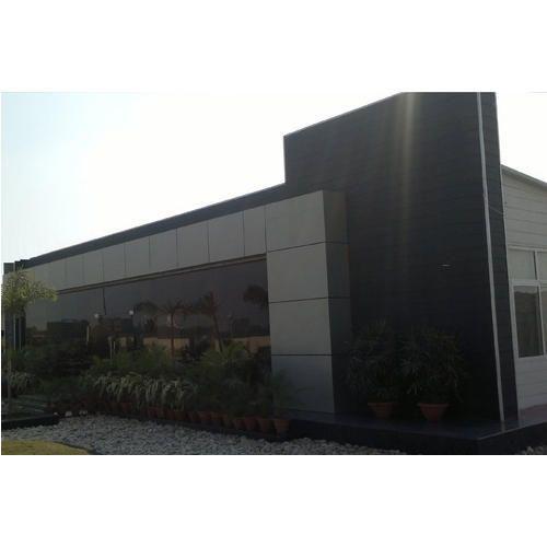 LGFS Prefabricated Marketing Office