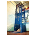 Outdoor Material Handling Lift