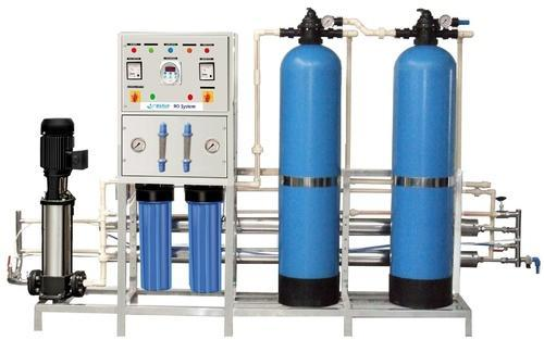 Iron and Arsenic Removal Plant and SDI Reduction Colloidal