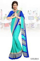 Hotel Uniform Saree