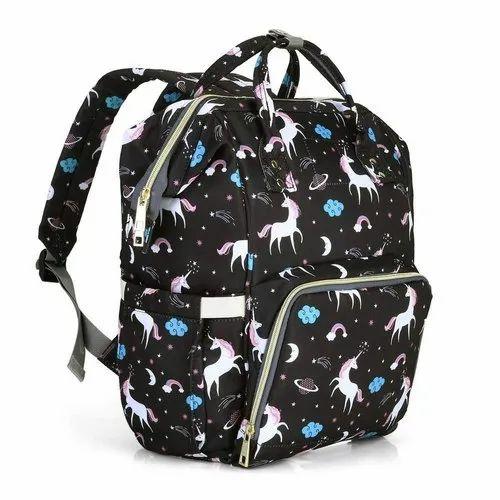 a71117b65a Black Bembika Diaper Bag
