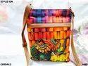 Digital Print Sling Bag