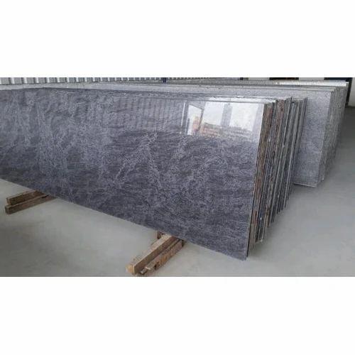 Sk Blue Granite 18 20mm Rs 135 Square Feet Sharma Granites Id 20113537988