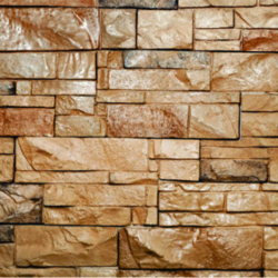 Cluster Stone Cladding