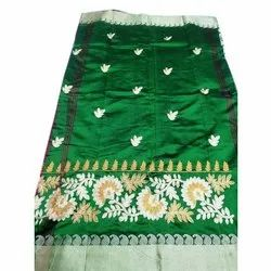 Festive Wear Ladies Kanjivaram Pure Silk Saree With Blouse Piece