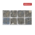 Somany Olmpia Grey Hl 01 Wall Tile, Size: 400 X 800 Mm