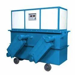 Mild Steel Three Phase 300 Kv Servo Voltage Stabilizer, 415 V