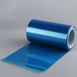 Blue Polyester Release Liner Silicon Coated