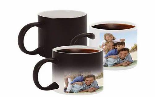 Handmade Ceramic Mug, Packaging Type: Box