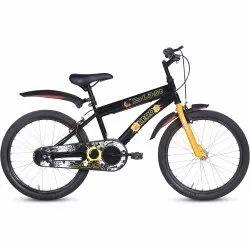 Black Hero Blast 20T Single Speed Cycle