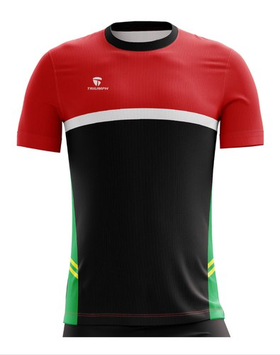 Designer Cricket T-shirt - Colored Cricket Jerseys Exporter from