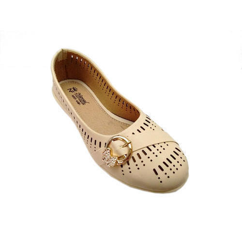 Casual Wear Ladies Ballerina Shoes, Size: 5-8
